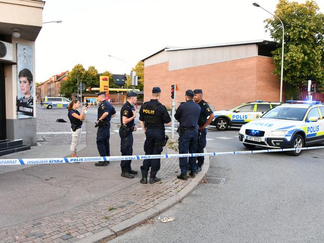 Tillslag mot Bandidoslokal efter skottlossning i Helsingborg