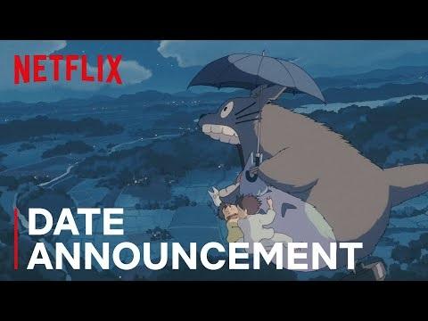 Ghibli-filmer kommer till Netflix med början i februari