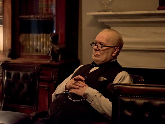 Winston Churchill: Maktpolitiker, geni och krigsherre