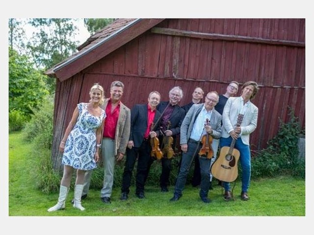 Visor i folkmusikskrud i Rasbo
