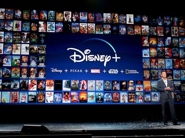 Disney avtäcker detaljer om Disney+ med flera stora tv-serier