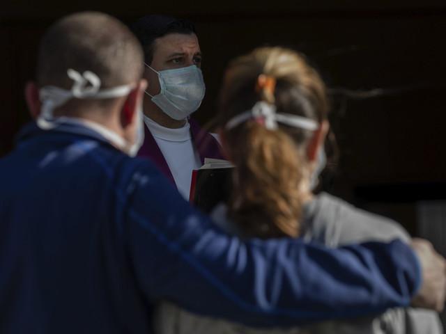 Spanien når ny toppnivå av virusdöda