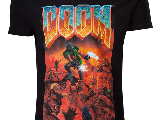 John Romero säljer signerade Doom-tröjor