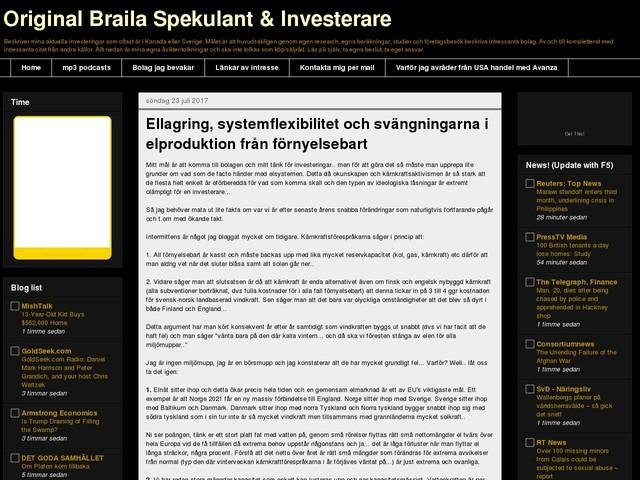 Ellagring, systemflexibilitet och svängningarna i elproduktion från förnyelsebart