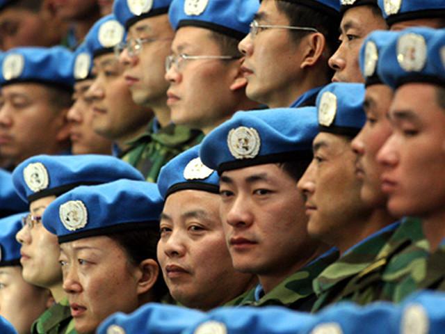 Kina vill minska FN:s ansvar för mänskliga rättigheter