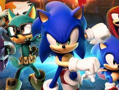Lär dig mer om berättelsen i ny Sonic Forces-trailer