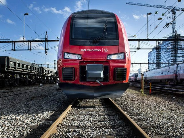 Folkets val – Trainy McTrainface