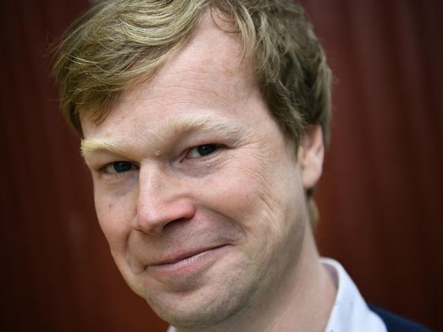 """Johan Glans klar för """"På spåret"""""""
