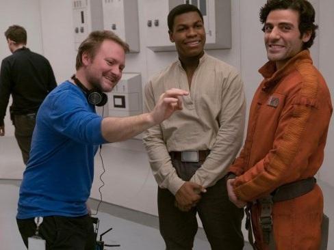 Rian Johnson pratar om den nya Star Wars-trilogin