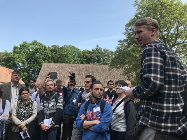 Europa samlas på Joels gårdsplan –för att möta ett ändrat klimat