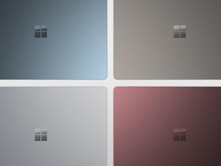 Microsoft släpper Surface Laptop i fler färger utanför USA