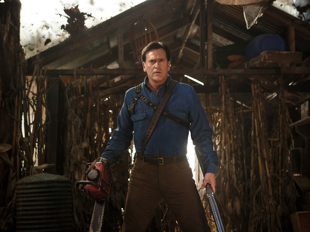 Starz lägger ned Ash vs. Evil Dead efter tre säsonger