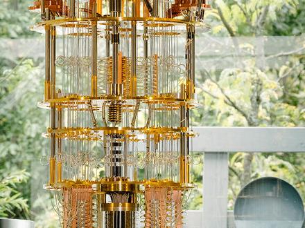 IBM har tagit fram kvantdator med 50 qubitar