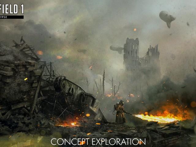 Battlefield 1-expansionen Apocalypse släpps nästa månad