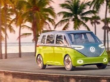 Volkswagen tar inspiration av Apple för sina kommande elbilar