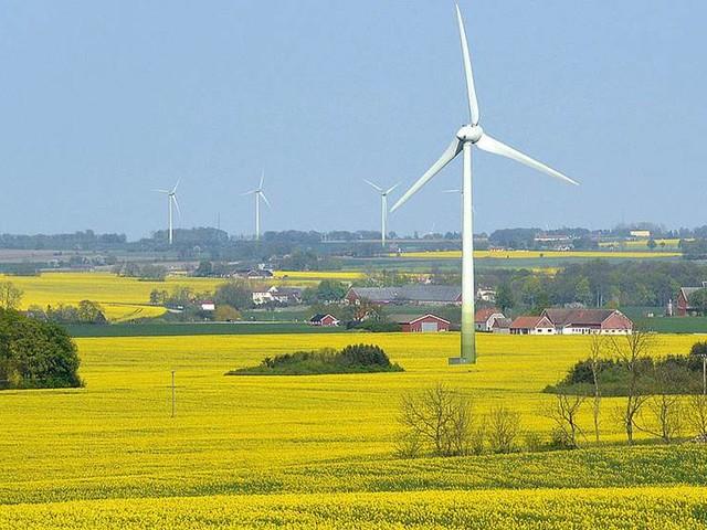 Nya regler ska underlätta för vindkraftverk