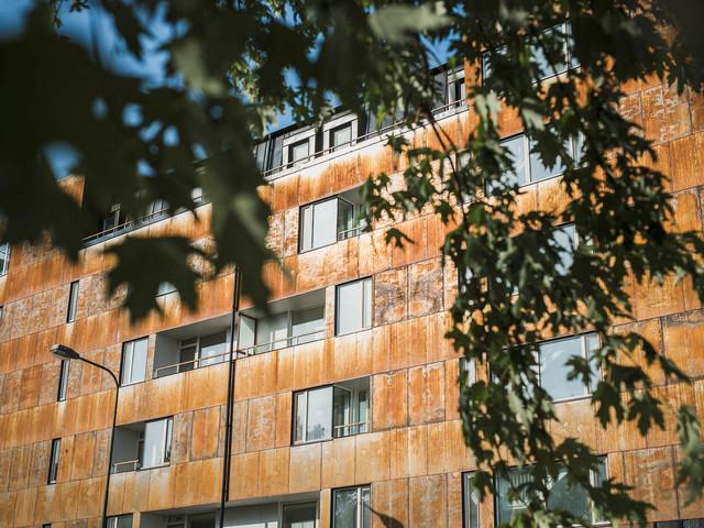 Sveriges fulaste hus finns i Malmö