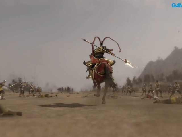 GRTV videorecenserar Dynasty Warriors 9