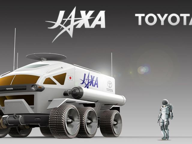 Toyotas månbil klar om tio år