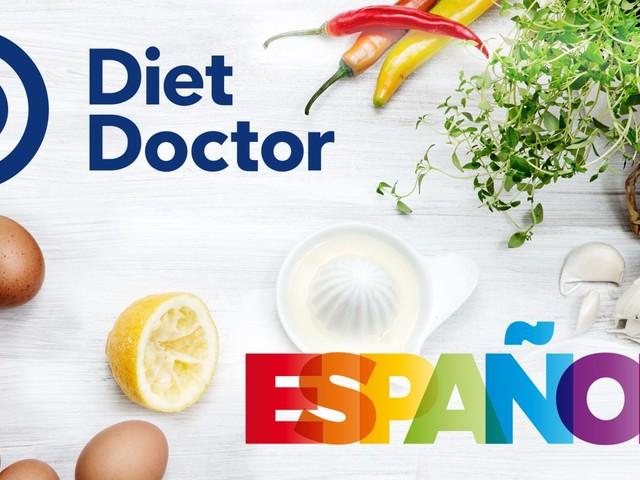 Kostdoktorn på spanska!