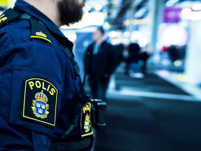Låtsaspoliser i farten i Malmö