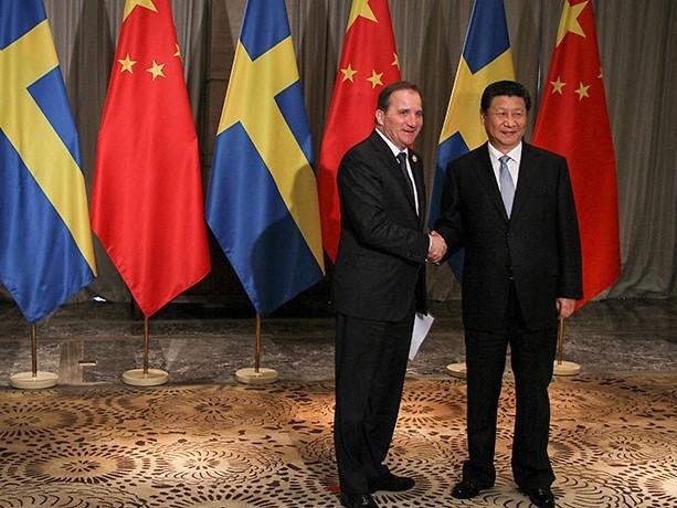 Stefan Löfven besöker Kina en andra gång