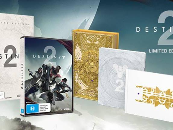 Tävla och vinn Destiny2 samt temariktig spelutrustning från Razer
