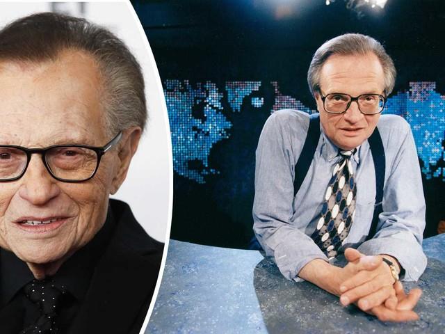 JUST NU: Tv-stjärnan Larry King är död