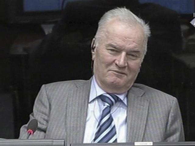 """""""Bosniens slaktare"""" får sin dom"""