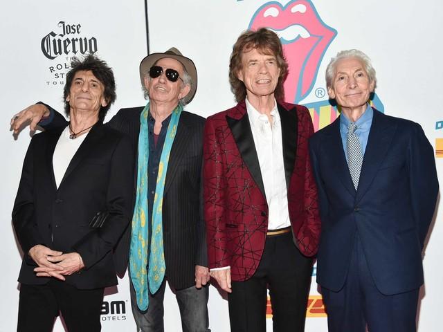 Jagger: Charlie Watts var klippan i bandet