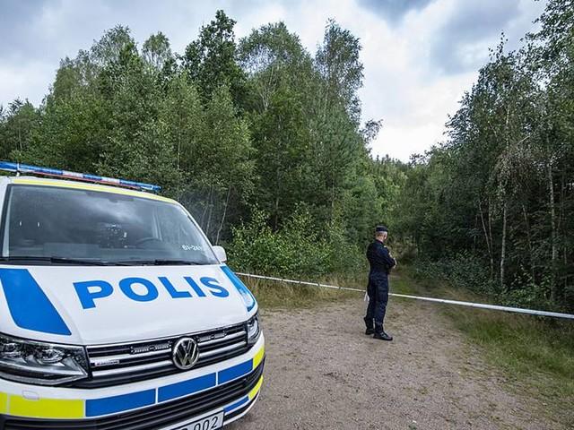 Två män misstänkta för mord i Markaryd