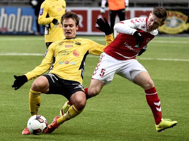 Kalmar vidare efter seger mot Elfsborg