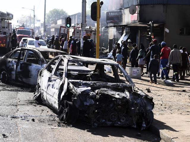 Sydafrika ber Nigeria om ursäkt