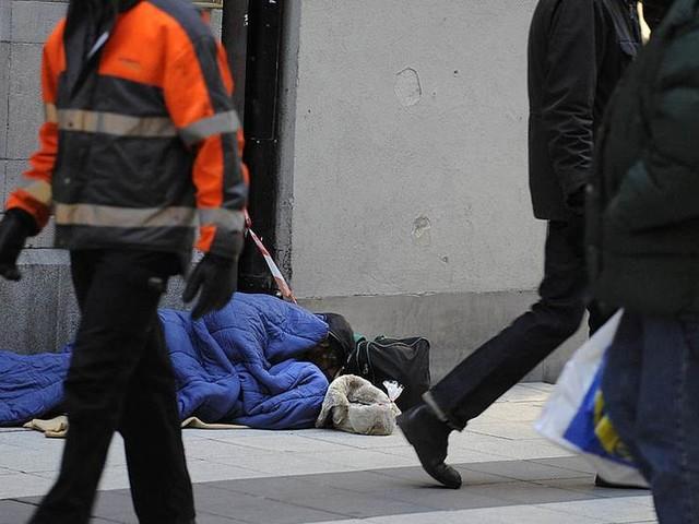Stadsmissionen: Fattigdom finns men syns inte