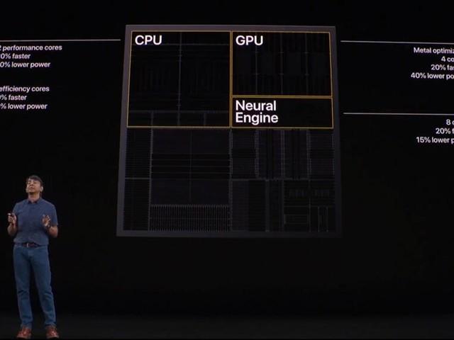 Så gör Apple sina processorer så effektiva