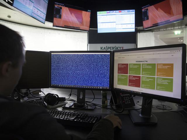 USA stoppar ryskt IT-säkerhetsföretag