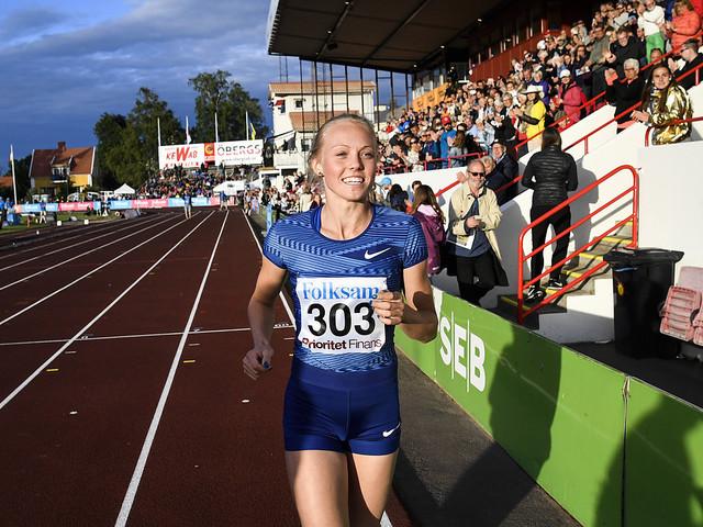 Johansson till final på korta häcken i U20-EM