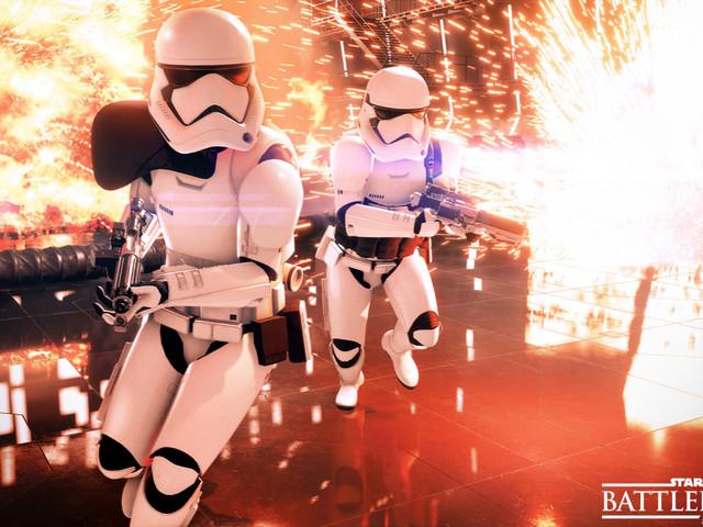 Star Wars: Battlefront II Alpha-test kommer till PC, XboxOne och Playstation4