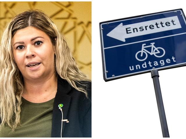 """""""Malmö bör tillåta cykling mot enkelriktat!"""""""