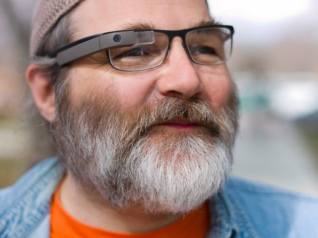 Smartglasögonen Google Glass får oväntad uppdatering