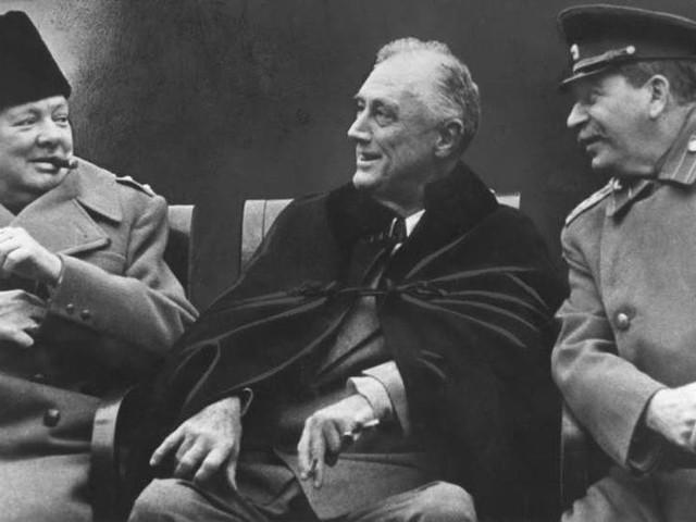 Grovt övertramp om Churchill