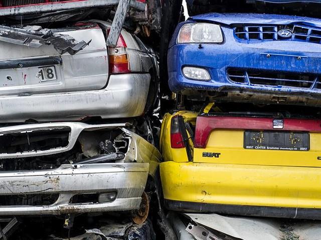Hårdare tag mot olagliga avfallstransporter