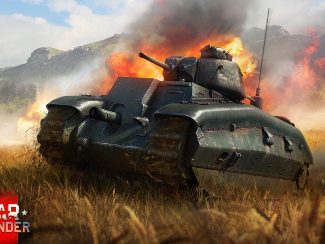 Nu har War Thunder släppts till Xbox One