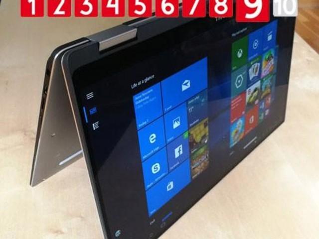Bravo, Dell! Toppbetyg till nya hybriden - snygg och välbyggd
