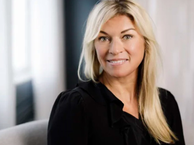 Hon blir NK:s nya marknadschef