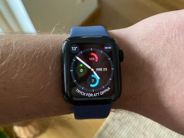 Uppgifter: Framtida Apple Watch kan mäta kroppstemperatur
