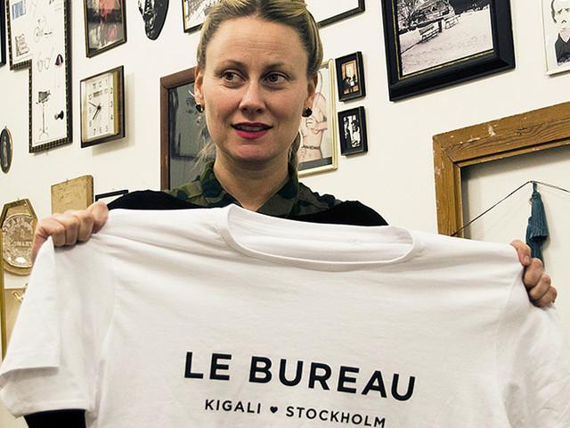 Le Bureau bistår afrikansk byrå – med samma namn