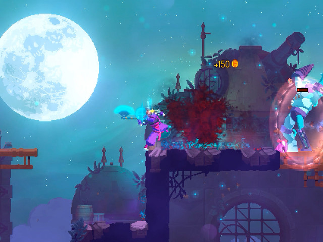 Kolla in Dead Cells-expansionen Rise of the Giant