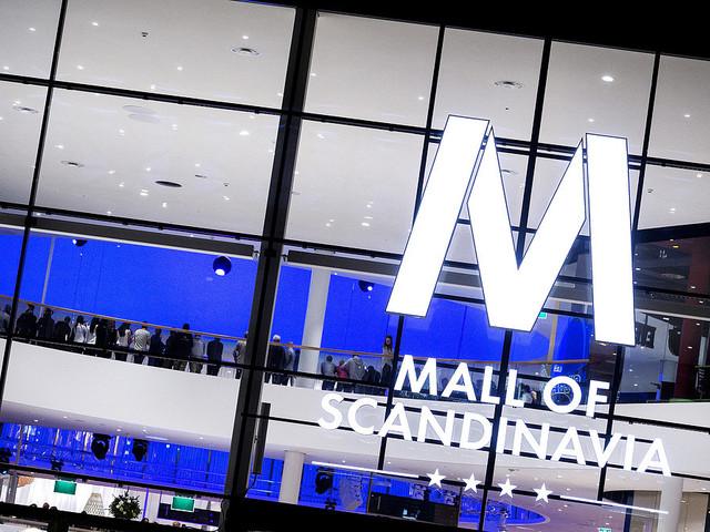 Goda år för köpcentrum
