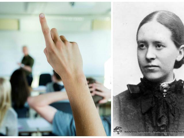 Nya gymnasiet uppkallas efter Skånes första kvinnliga student
